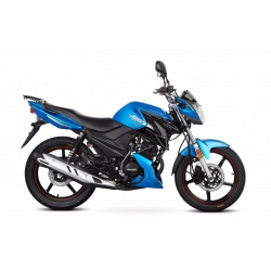 Barton TRAVEL 125 EURO 4-2018