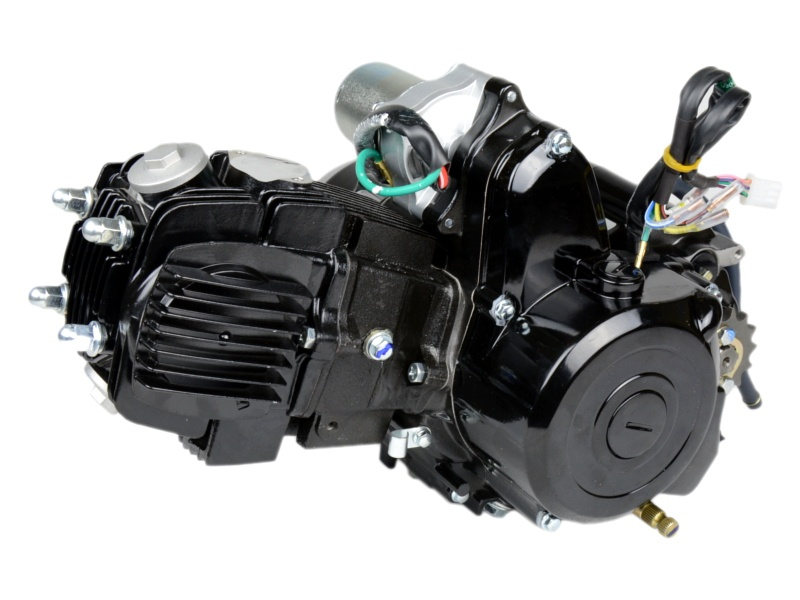Silnik 125 Ccm 4t Do Motorowerow 139fmb Tuning Jednoslady Sklep