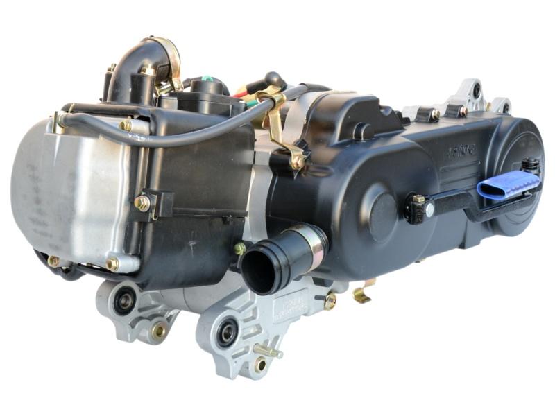 Silnik 80 ccm 4T do skuterów 139QMB GY6 tuning pokrywa 46cm
